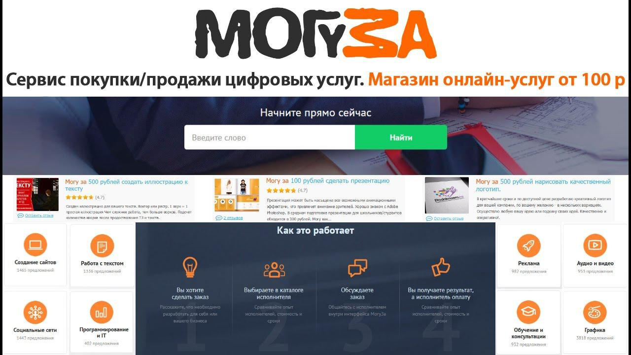 Партнерка MoguZa